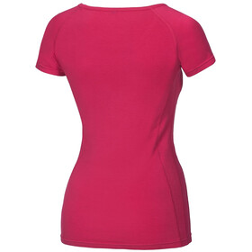 Ocun Bamboo Meadow - T-shirt manches courtes Femme - rose